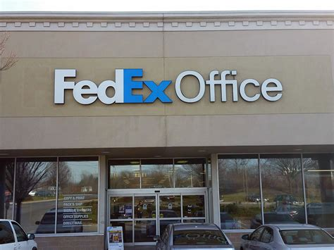 fedex office print ship center farmington connecticut