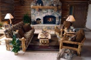 lodge home decor chic country cabin tv room modern world furnishing designer