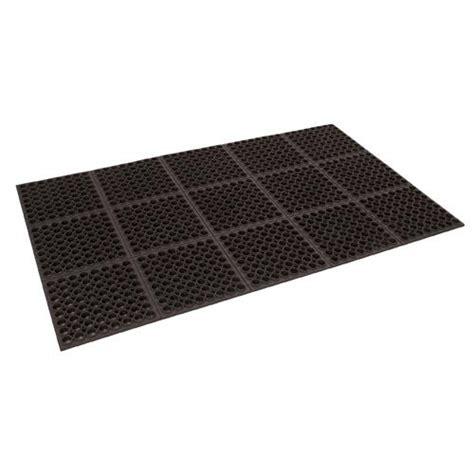 Black Floor Mat by Cactus Mat Co 3525 C1 3 Ft X 5 Ft Black Floor Mat