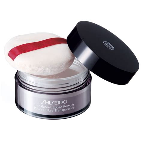 shiseido the makeup translucent powder reviews