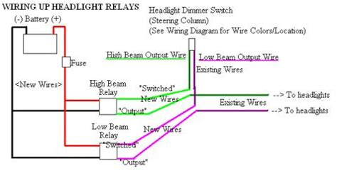1995 dodge dakota headlight wiring diagram 42 wiring