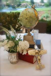 globe centerpieces 17 best images about travel on around the worlds travel theme decor and suitcases