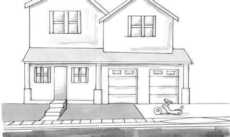 sketch a house 21 beautiful simple house sketch building plans
