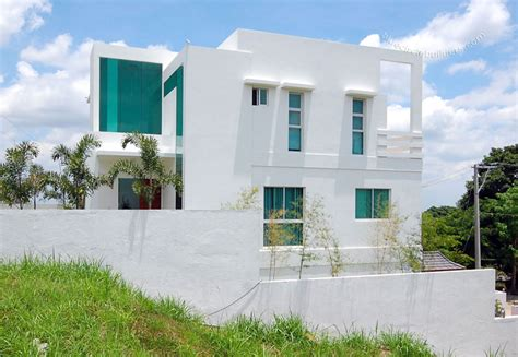 rest house design architect philippines modern home architecture in tagaytay city philippines
