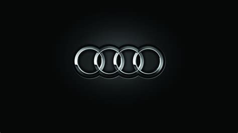 audi logo black and white audi logo black white silver 1920x1080 hd motorsport