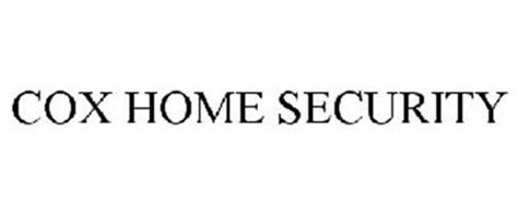 cox home security trademark of cox communications inc