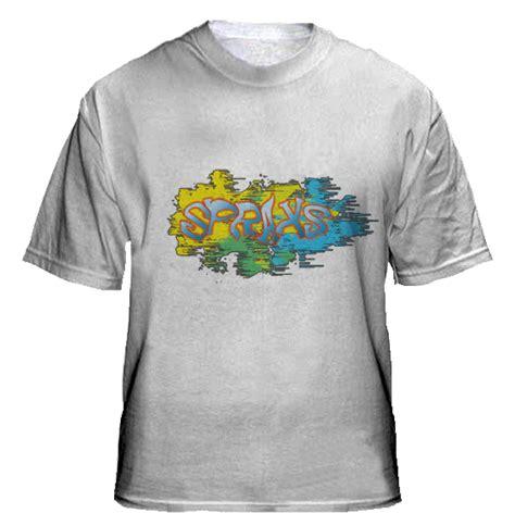 T Shirt Kaos Sony spraxs collections t shirts design