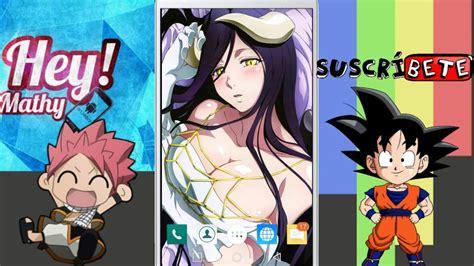 imagenes anime para android los mejores fondos anime con animacion youtube