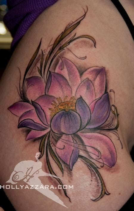 lotus tattoo on hip tattoo inspiration worlds best tattoos tattoos