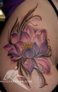 Lotus Flower Hip Inspiration Worlds Best Tattoos Tattoos