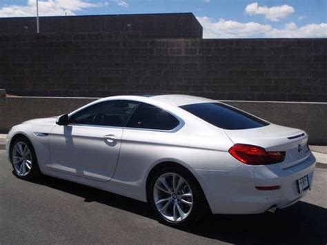 number of bmw dealers in usa buy used 2013 bmw 6 series 640i coupe 2dr mineral white