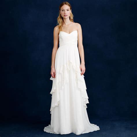 Jcrew Wedding Dresses by J Crew Wedding Dress Sale 2016