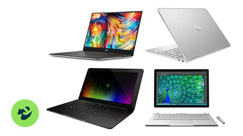 The 5 Best Ultrabooks Of 2017 Lightweight Laptops For