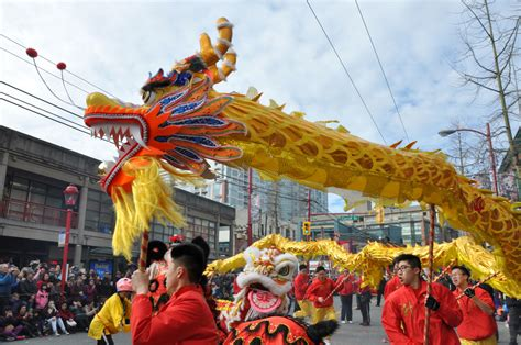 new year 2016 chinatown vancouver vancouver new year parade 2016 うっぷす カナダ