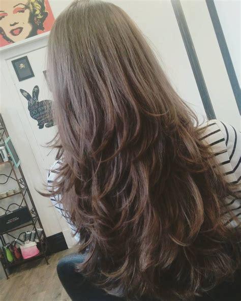 hair cut font long 45 straight long layered hairstyles hairstyle guru45