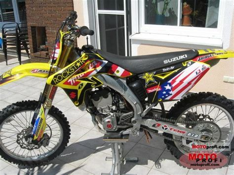 2010 Suzuki Rmz250 Suzuki Rm Z250 2010 Specs And Photos