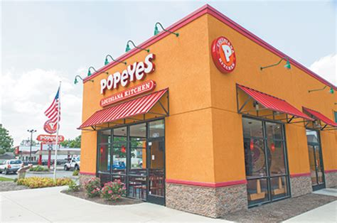 Popeyes Louisiana Kitchen Indianapolis In by Chicken Chain With Big Appetite For Growth Stumbles 2016