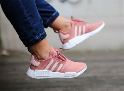 Adidas Nmd Runner Salmon Pink new s adidas nmd r1 runner pink salmon white size 7 eu38 5 s shoes