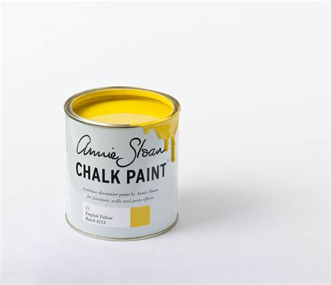 Chalk Paint Yellow The Upholsterer