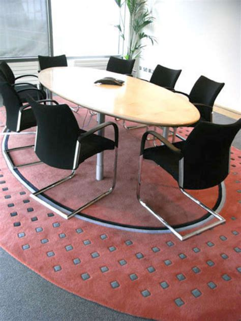 stylish oval rugs  dining room office pdx kitchen
