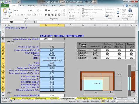 tutorial hvac design hvac systems design tutorial how to calculate hvac design