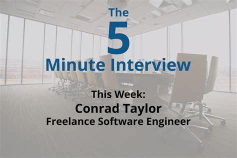 the 5 minute conrad freelance software