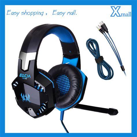 best headphones for pc gaming 2013 aliexpress buy each g2000 gaming headphones headset