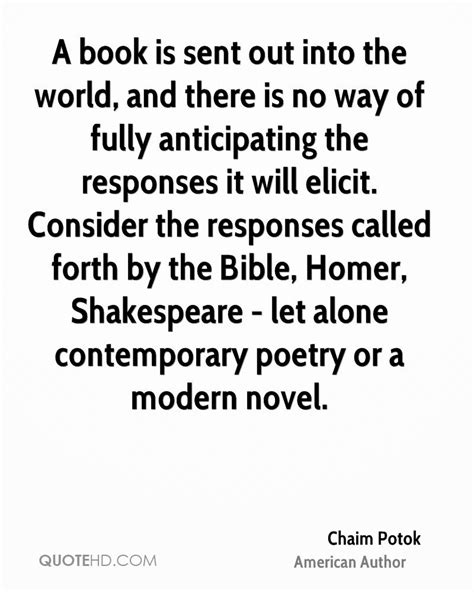 let us get into the world of modern wardrobes chaim potok poetry quotes quotehd
