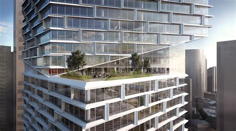 York Terrace East Apartments quay quarter tower 3xn arch2o com