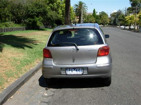 2003 used toyota echo hatchback car sales port melbourne