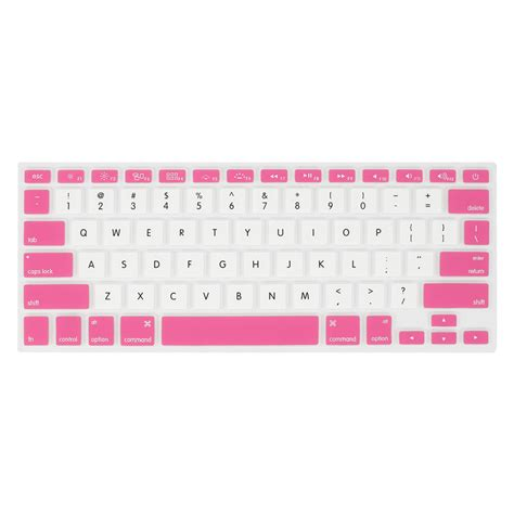 Keyboard Protector 13 3 Inch Pink pink computer keyboard skin protector for apple