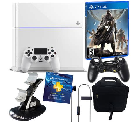 Special Ps2 60gb sony ps4 system special edition destiny bundle page 1 qvc