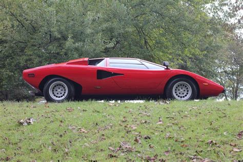 Lamborghini Countach 1975 by 1975 Lamborghini Countach Lp400 For Sale 2078030