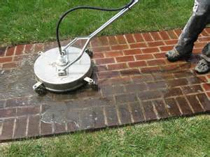 patio cleaning pressure washing commercial