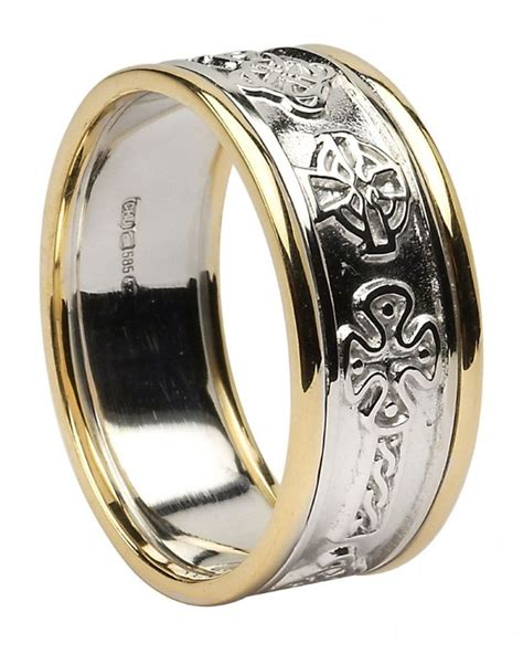 Wedding Bands 1000 by 1000 Images About Celtic Wedding Bands On
