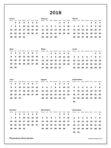 printable calendar 2018 bullet journal gratis calendarios para 2018 para imprimir calendarios