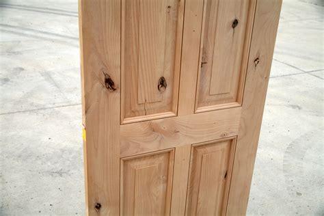 Rustic Wood Exterior Doors Rustic Exterior Wood Doors In Knotty Alder