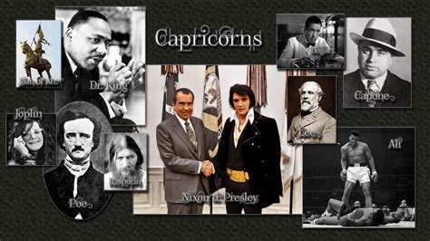 capricorns famous infamous by jaidaksghost on deviantart