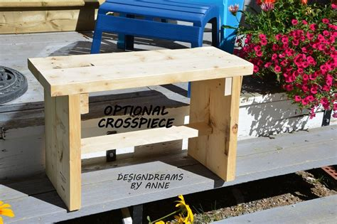 how to make a rustic bench build a rustic bench for 8 diy how to outdoor furniture