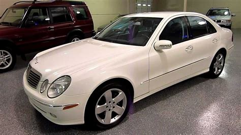 2004 Mercedes E500 by 2004 Mercedes E500 4dr Sedan 5 0l 4matic 2061