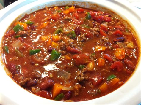 chili recipe dishmaps