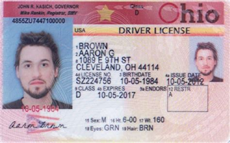 ohio drivers license template 25 171 july 171 2014 171 kanvaasi home