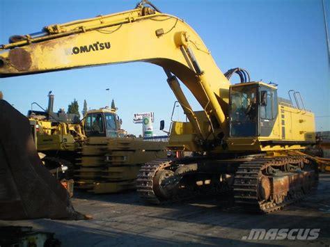 Komatsu Used Excavators Pc 50uu 2 used komatsu pc 650 lc 5 crawler excavators year 1994
