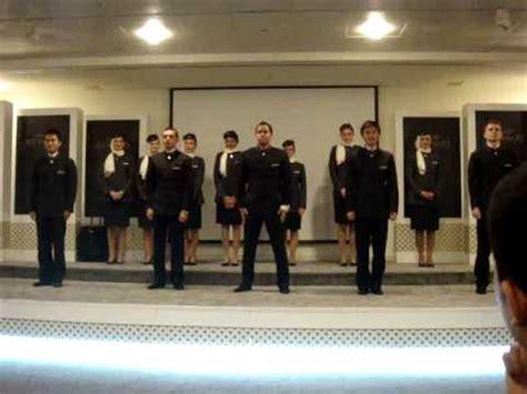 etihad airways batch 327 graduation 30 04 2009