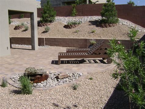 Desert Backyard Landscaping Ideas Southwestern Landscaping Albuquerque Nm Photo Gallery Landscaping Network