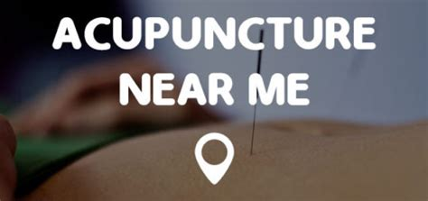acupuncture near me psychiatrist near me points near me