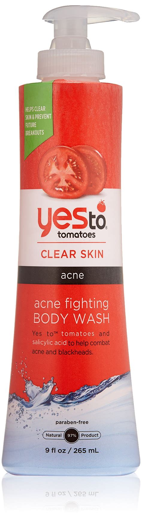 Yes To Tomatoes 3 Step Acne Fighting Clear Skin Regimen yes to tomatoes 3 step acne fighting and