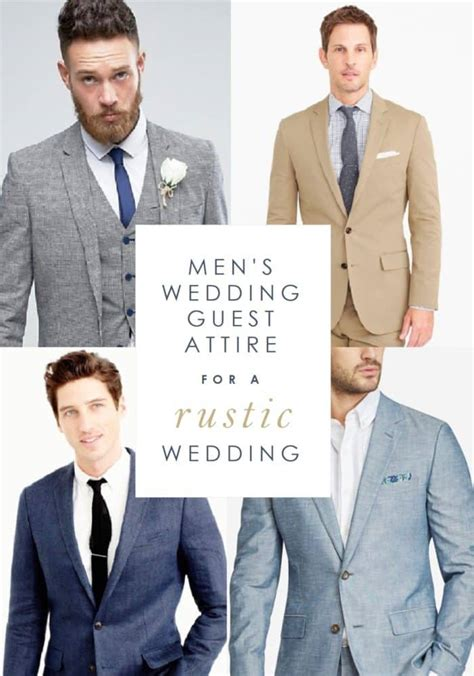 Wedding Attire Guest by What Should A Guest Wear To A Rustic Wedding