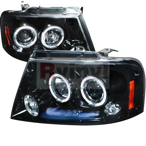 2005 f150 lights 2005 ford f 150 custom headlights aftermarket headlights