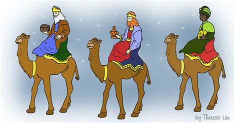 imagenes reyes magos con camellos cultura mi petit madrid mi petit quiz los reyes magos